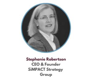 Stephanie Robertson - Social Impact Consultant